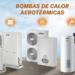 Nueva gama de aerotermia Ferroli