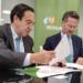 Acuerdo entre Asaja e Iberdrola para ofrecer soluciones energéticas personalizadas a agricultores y ganaderos