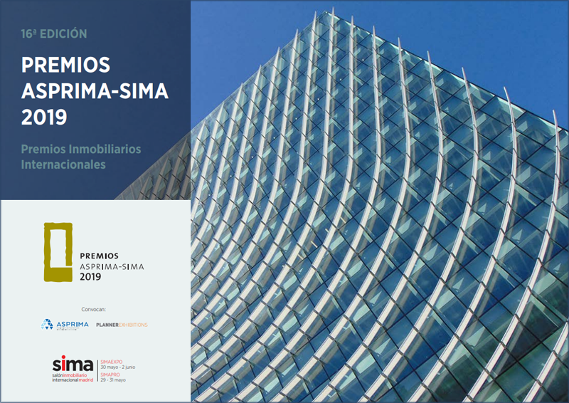 Anuncio de los Premios Asprima-SIMA.