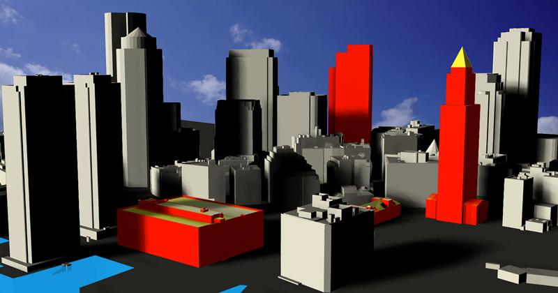 Un estudio de la Universidad de Deft ha conseguido conocer el rendimiento de las instalaciones fotovoltaicas en los entornos urbanos.