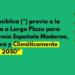 Abierta la consulta pública previa de la Estrategia para una economía climáticamente neutra en 2050