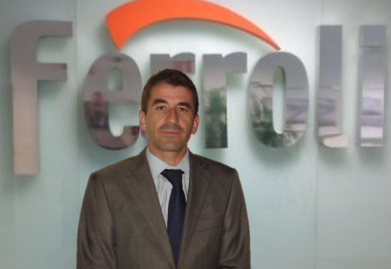 Aurelio Lanchas, Jefe de Producto de Calefacción de Ferroli.