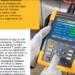 Nota de aplicación de Fluke: Fiabilidad y eficiencia de los motores eléctricos con el analizador Fluke 438-II