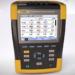 Descripción general del Analizador de calidad eléctrica y motores Fluke 438-II