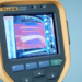 Cámaras termográficas Fluke para detectar sobrecalentamiento en equipos eléctricos