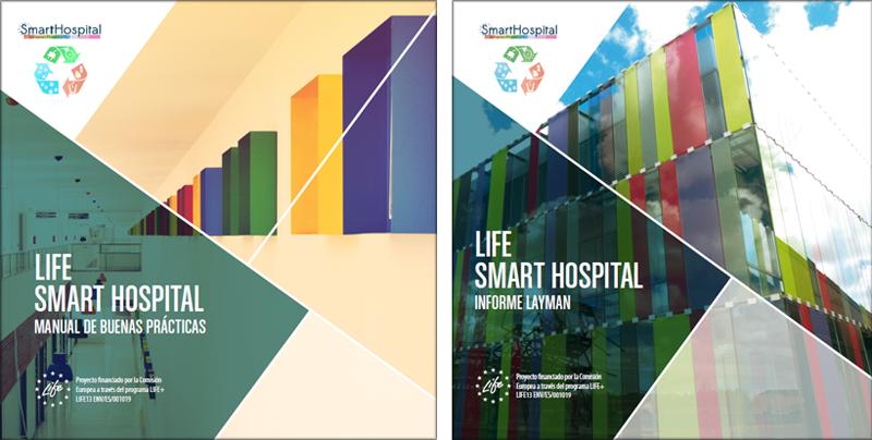 Manual de buenas prácticas Informe Layman de LIFE Smart Hospital.