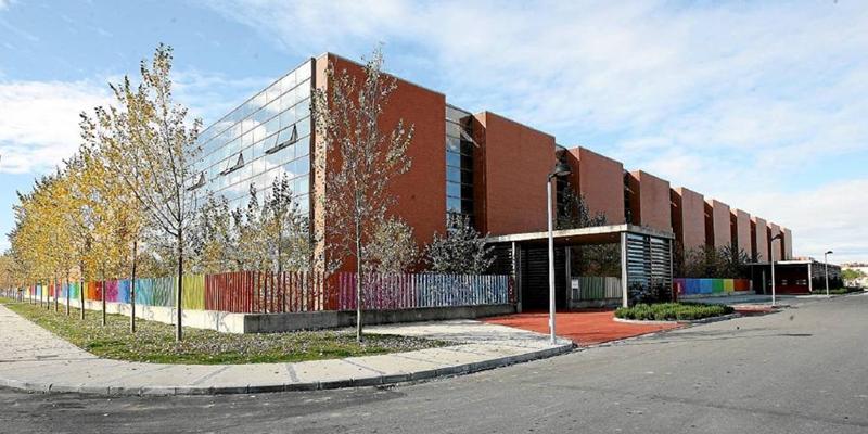 Hospital Río Hortega de Valladolid. LIFE Smart Hospital. Eficiencia energética. Sector sanitario.
