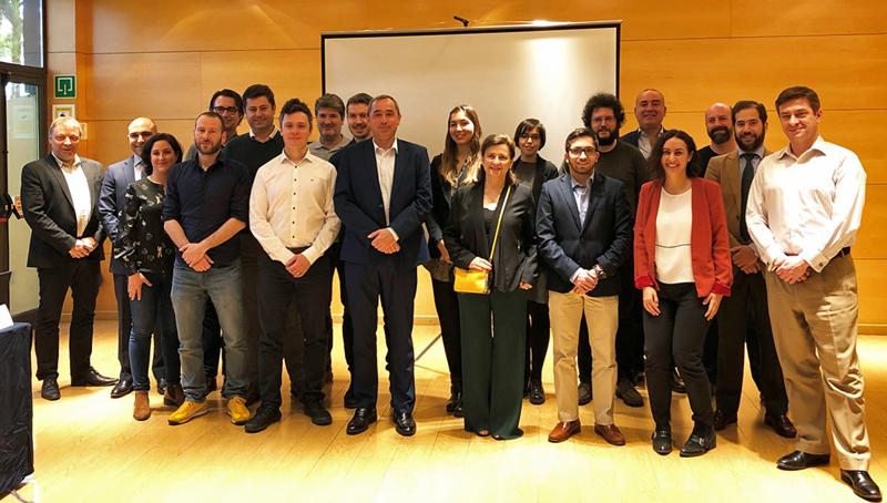 Reunión de lanzamiento del proyecto europeo EERES4WATER