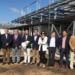 La Universidad de Extremadura desarrolla una planta hibridada que genera energía eléctrica y térmica