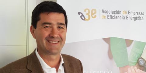 Javier Mañueco, nuevo presidente de la Asociación de Empresas de Eficiencia Energética, A3e