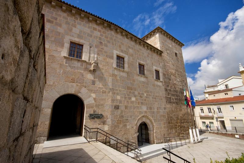 Sede de la Presidencia de la Junta de Extremadura en Mérida.