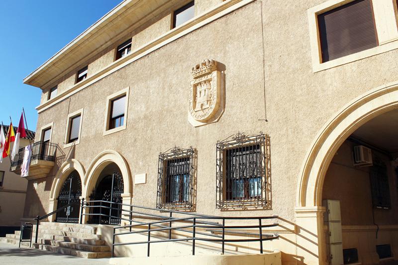 Ayuntamiento de La Roda (Albacete)