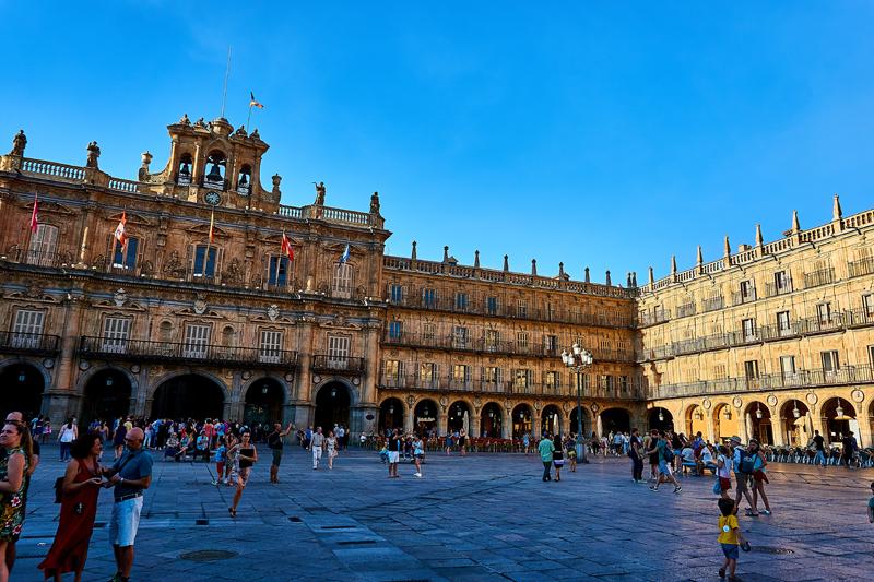 Ayuntamiento de Salamanca.