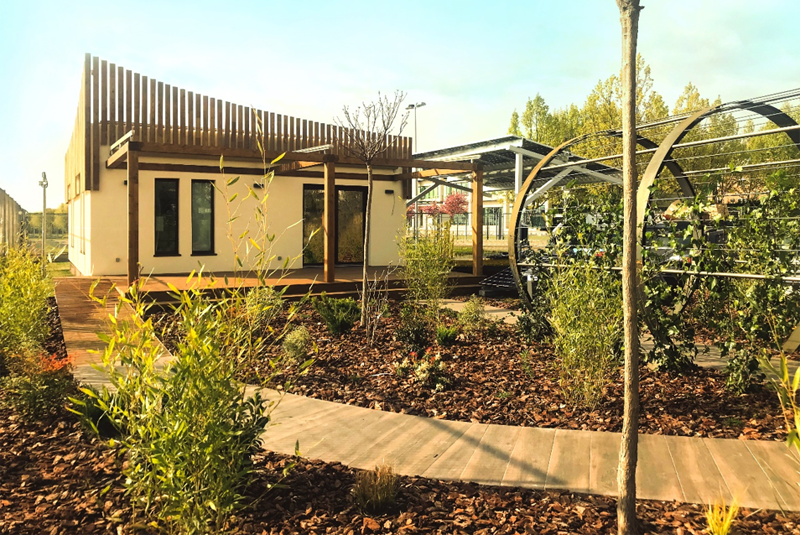 LG Hanok ThinQ & Passivhaus, la casa que demuestra que un modelo de construcción sostenible y para el autoconsumo es ya posible