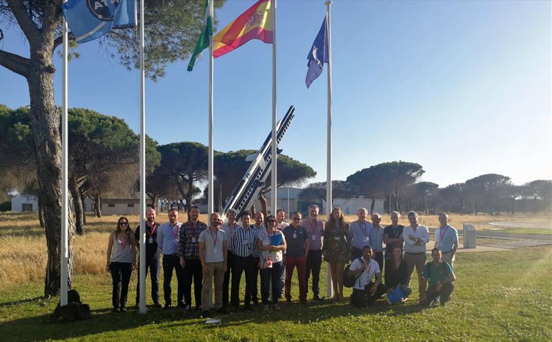 Miembros del consorcio del proyecto Agerar.