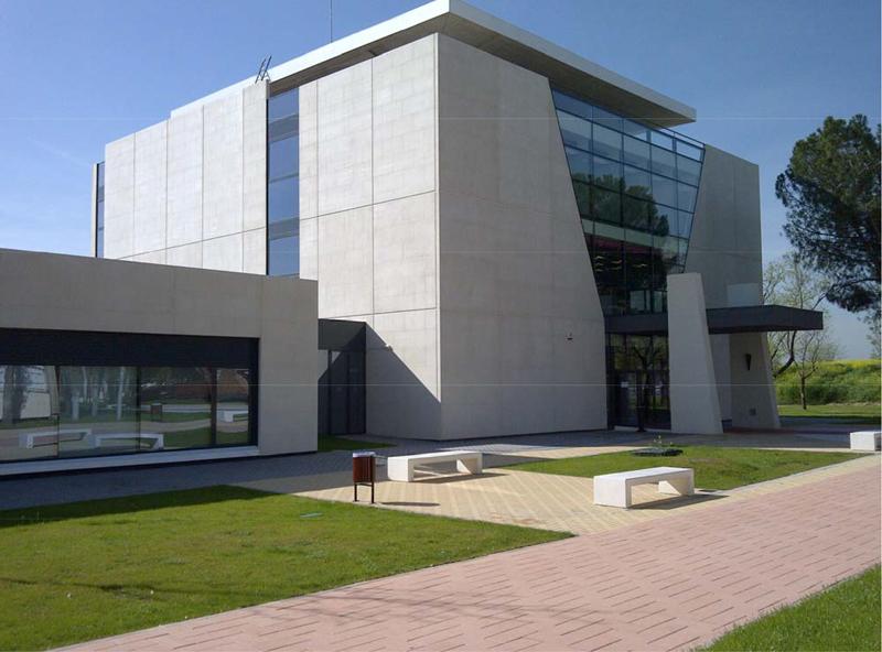 La nueva Biblioteca es un edificio de clasificación energética Clase A.