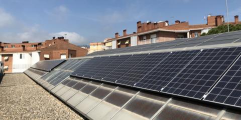 El Ayuntamiento de Mataró recibe ayudas europeas para su proyecto de transición hacia una economía baja en carbono