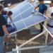 Alumnos de FP, supervisados por Ecooo, instalan una planta de autoconsumo fotovoltaico en el mismo centro donde estudian
