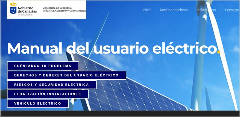 El Manual del Usuario Eléctrico recoge recomendaciones, consejos e información de interés relacionada con el sistema eléctrico.
