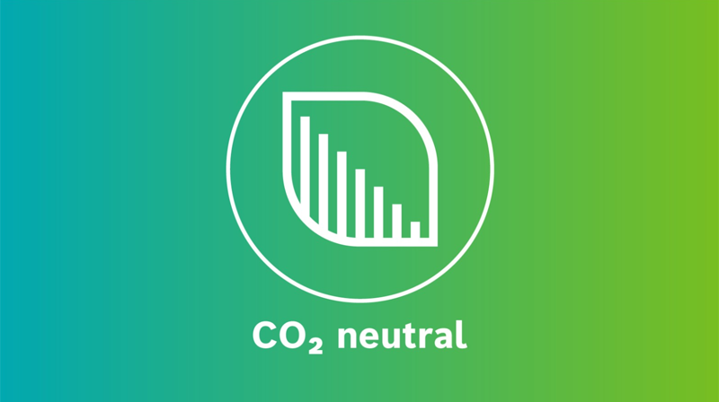 Logo neutral CO2