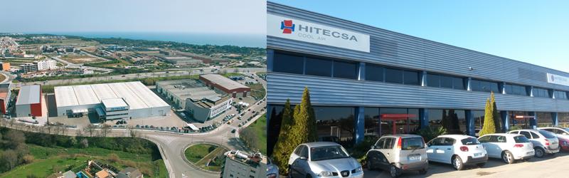 : Fábrica en Vilanova i la Geltrù y fábrica en en Vilafranca del Penedès