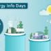 Nueva convocatoria de Horizon 2020 Energy Info Days para informar sobre financiación para la eficiencia energética en 2020