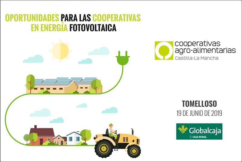 Informar a las cooperativas sobre la nueva reglamentación en materia de producción de energía fotovoltaica
