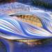 La empresa española Salvi ilumina el estadio Al Janoub de Al Wakrah, inaugurado para el Mundial de Fútbol Qatar 2022