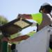 El Parque Infanta Elena de Sevilla reducirá su huella de carbono con la instalación de farolas solares de alta eficiencia