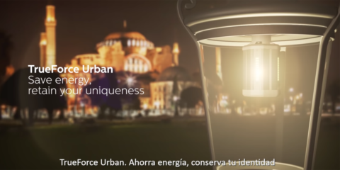 Philips TrueForce Urban, un cambio sencillo de lámparas HID a LED