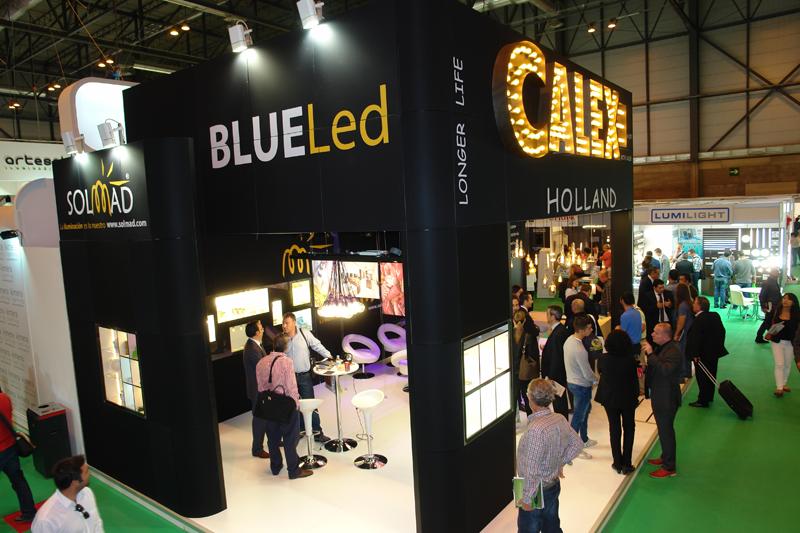 Solmad distribuye material de los principales fabricantes de productos LED en el mercado