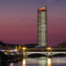 La planta solar de Torre Sevilla produjo en 2018 el equivalente al consumo energético anual de 20 viviendas