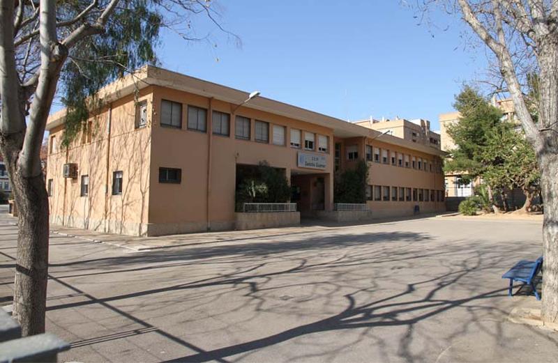 Colegio púbico de Paterna.