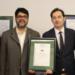 La biofábrica de Ence en Pontevedra recibe el certificado 'Residuo Cero' de AENOR por su gestión eficiente