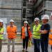 Comienza la rehabilitación del centro coruñés CEIP da Ramallosa para conseguir el ahorro en consumo