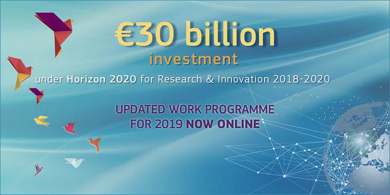 La Comisión anuncia el plan presupuestario para el año 2020 del programa Horizonte 2020.