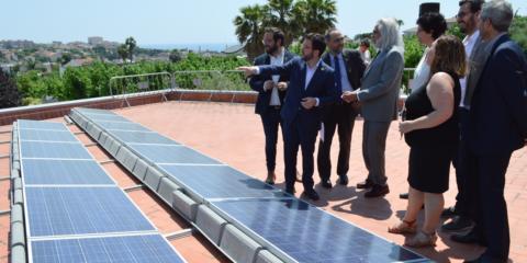 Estrategia de Servicios Energéticos para equipamientos e infraestructuras de la Generalitat de Cataluña