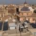 El Ayuntamiento de Valencia instala 25 placas solares de autoconsumo en el edificio municipal Punt de Ganxo