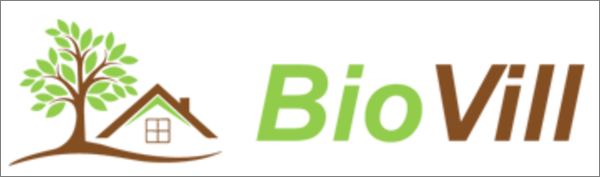 Logo del proyecto BioVill