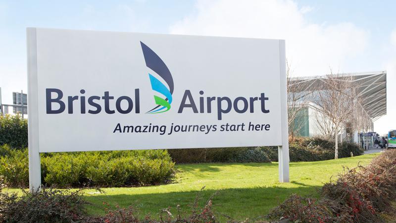 Aeropuerto de Bristol.