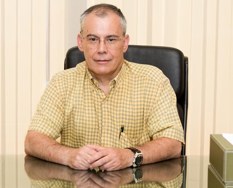 El nuevo predisente de Agremia, Emiliano Bernardo, es empresario del sector de las instalaciones y la energía.