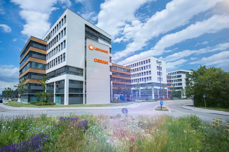 Sede de LEDVANCE en Alemania.