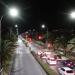 El 23% del alumbrado público de Málaga ya cuenta con luminarias de tecnología LED