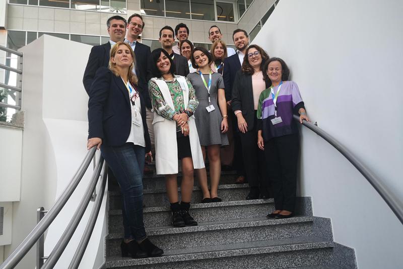 Los expertos de la BBI-JU han conocido los avances del proyecto y han ofrecido una serie de recomendaciones a los líderes de cada paquete de trabajo de ICT-Biochain para los próximos meses.