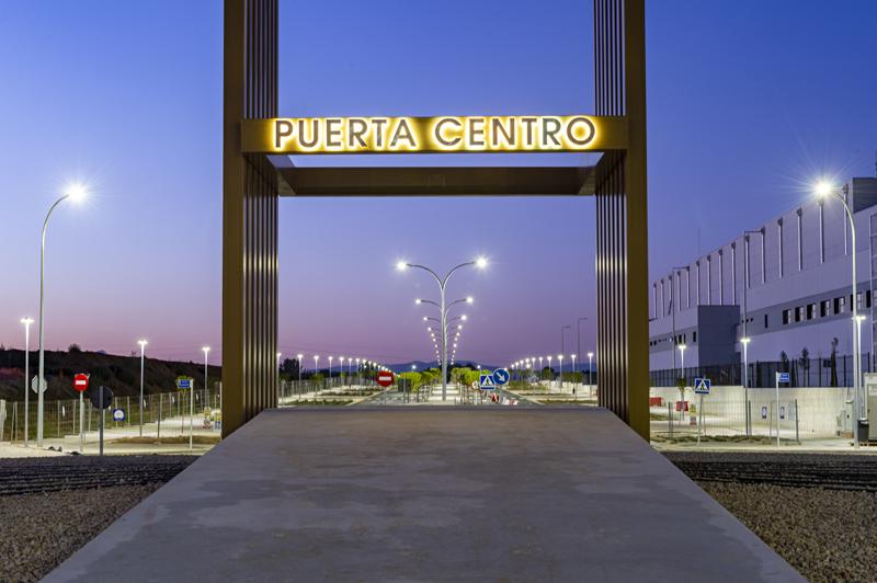 Puerta Centro, puerto seco de Guadalajara.