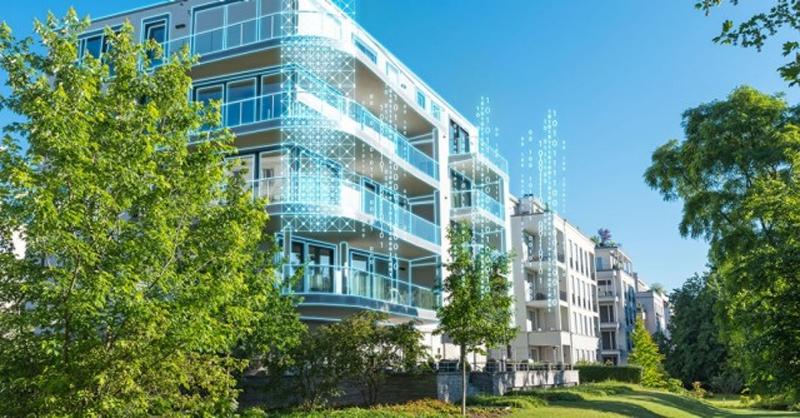 El objetivo de Siemens es conseguir que los edificios residenciales sean entornos más eficientes y sostenibles.
