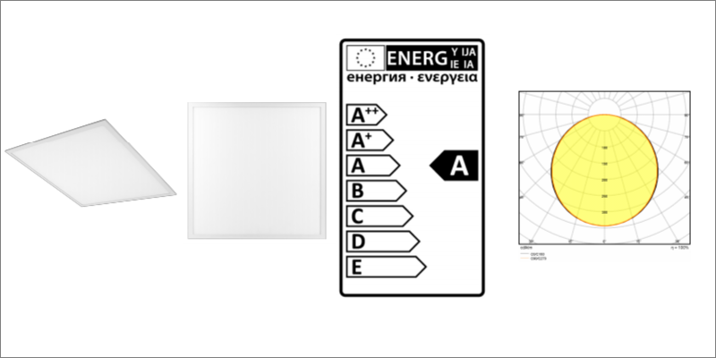 Solmad distribuirá en exclusiva tres paneles LED de Radium.