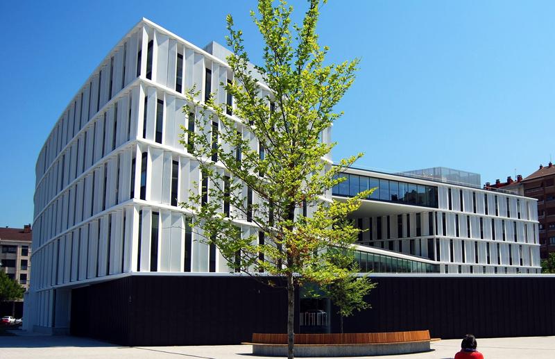 Ayuntamiento de Vitoria-Gasteiz. Edificio.