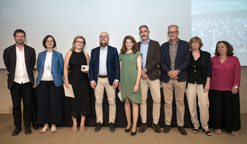 Premios COAM 2019