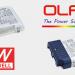 Driver de corriente constante con tecnología bluetooth Casambi de Mean Well para el control de iluminación LED